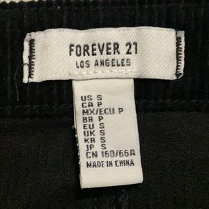 Forever 21 Skirts - black skirt